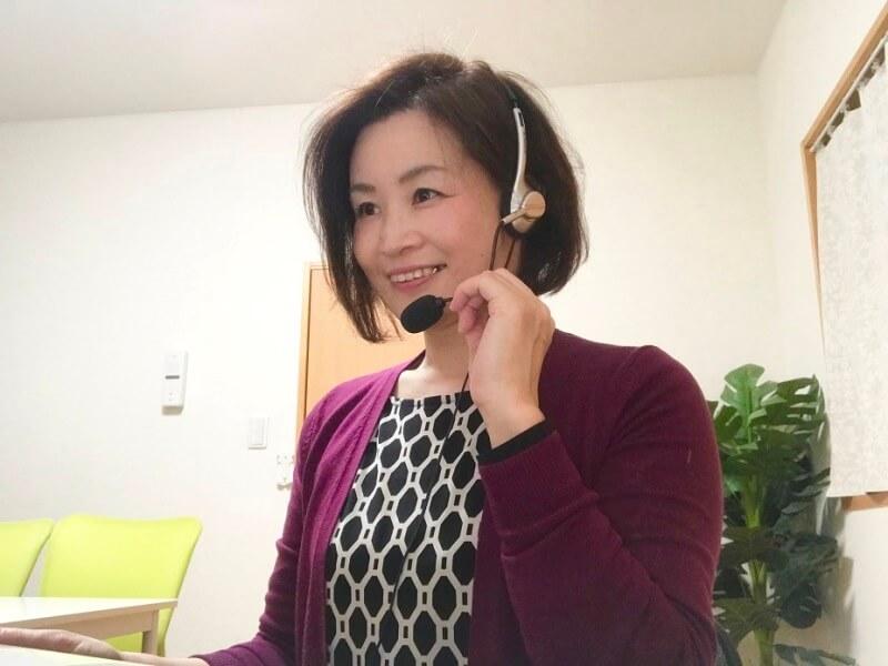 岩本 美恵子さん