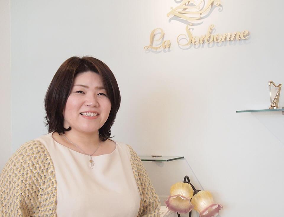 埴田 淑子さん
